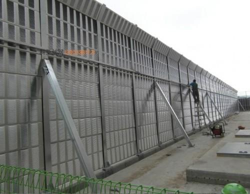 宜昌冷却塔吸音墙-- 科亚宜昌声屏障生产厂家