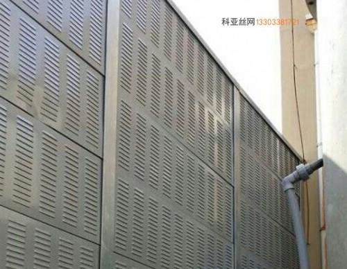 十堰冷却塔降噪声屏障-- 科亚十堰声屏障生产厂家