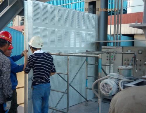周口工廠隔音墻-- 科亞周口聲屏障生產廠家