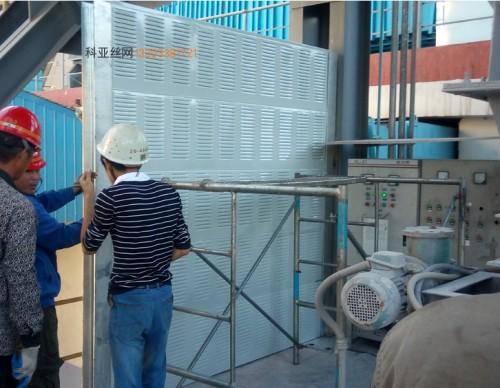 濮阳冷却塔隔声墙-- 科亚濮阳声屏障生产厂家