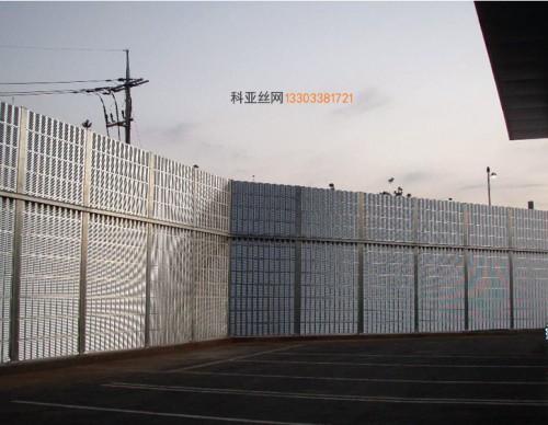 荊州工廠隔音墻-- 科亞荊州聲屏障生產廠家