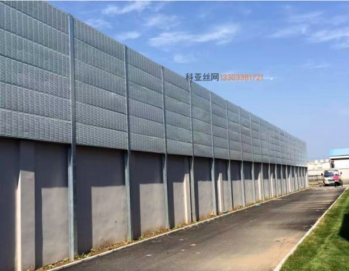 鹤壁工地隔音材料-- 科亚鹤壁声屏障生产厂家