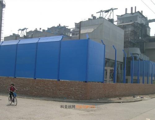 黄石工地隔音屏-- 科亚黄石声屏障生产厂家