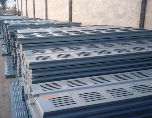 长沙镀锌吸音屏障-- 科亚长沙声屏障生产厂家