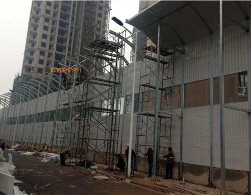 荆门工地消声板-- 科亚荆门声屏障生产厂家
