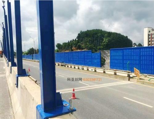 武漢公路隔音屏-- 科亞武漢聲屏障生產廠家