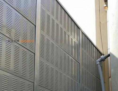 孝感冷卻塔隔音材料-- 科亞孝感聲屏障生產廠家