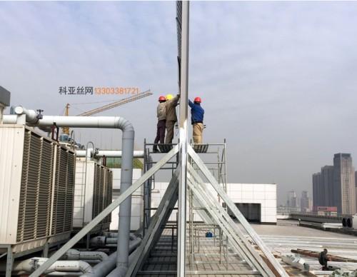 黃石冷卻塔隔聲降噪-- 科亞黃石聲屏障生產廠家