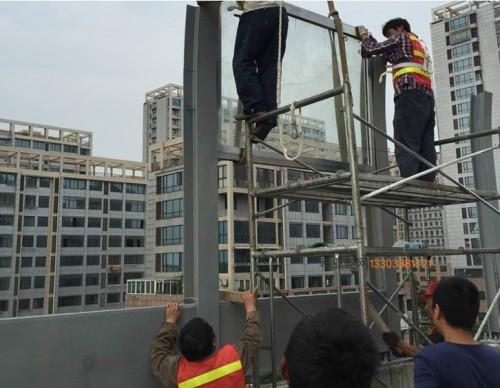 襄陽公路吸音墻-- 科亞襄樊聲屏障生產廠家