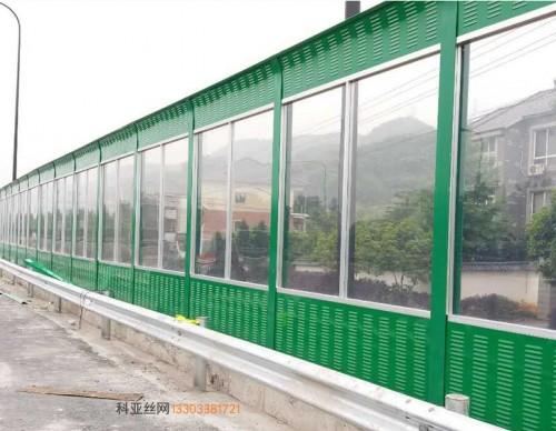 新鄉公路消聲板-- 科亞新鄉聲屏障生產廠家