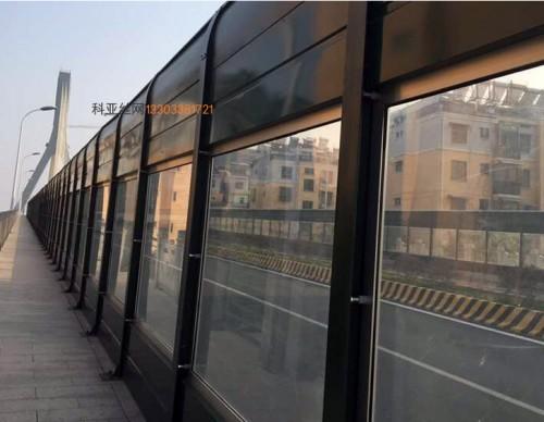 安陽公路隔音沖孔板-- 科亞安陽聲屏障生產廠家