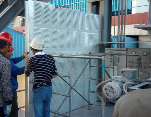荊門工廠隔聲屏障-- 科亞荊門聲屏障生產廠家