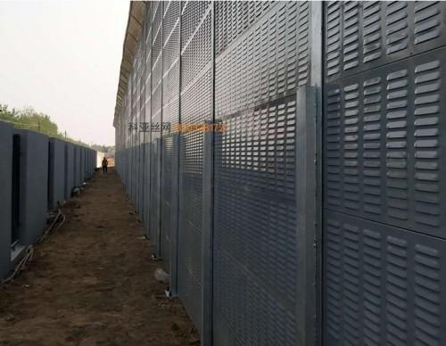 懷化工廠聲屏障