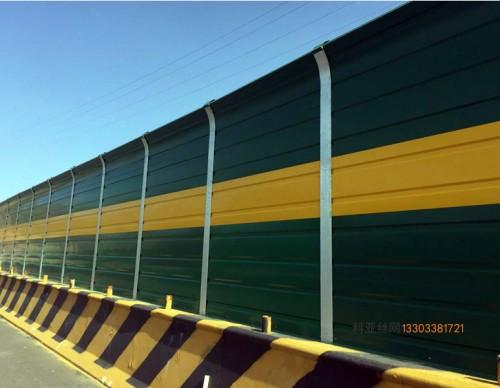 新鄉鍍鋅隔聲屏障-- 科亞新鄉聲屏障生產廠家
