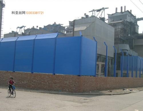 荊門廠區隔聲墻-- 科亞荊門聲屏障生產廠家