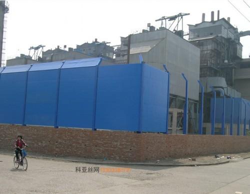 益陽工廠消聲板
