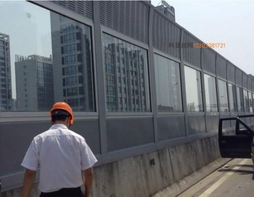 信陽公路隔音材料-- 科亞信陽聲屏障生產廠家