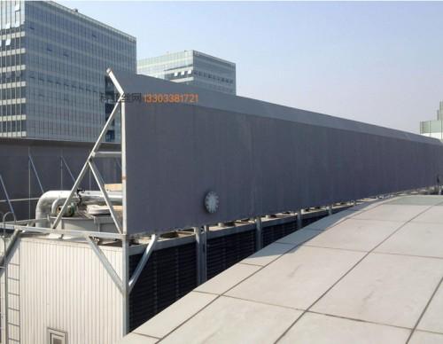 信陽冷卻塔隔音材料-- 科亞信陽聲屏障生產廠家