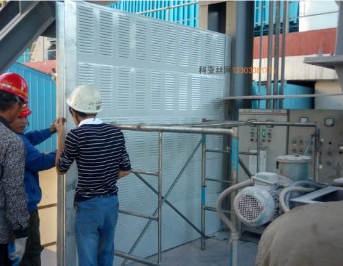 柳州工廠隔音墻-- 科亞柳州聲屏障生產廠家