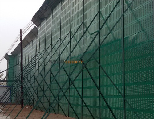 惠州工廠隔音墻-- 科亞惠州聲屏障生產廠家