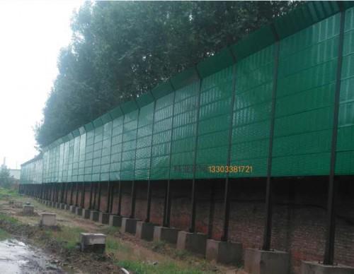 西安工厂隔音墙-- 科亚西安声屏障生产厂家