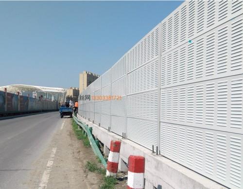 雅安學校隔聲屏障-- 科亞雅安聲屏障生產廠家