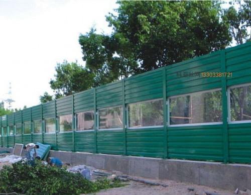 广安工厂隔音墙-- 科亚广安声屏障生产厂家