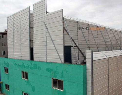 铜川冷却塔隔声降噪-- 科亚铜川声屏障生产厂家