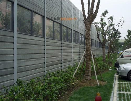 慶陽工廠隔聲屏障