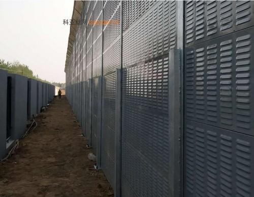 陇南工厂隔音墙-- 科亚陇南声屏障生产厂家