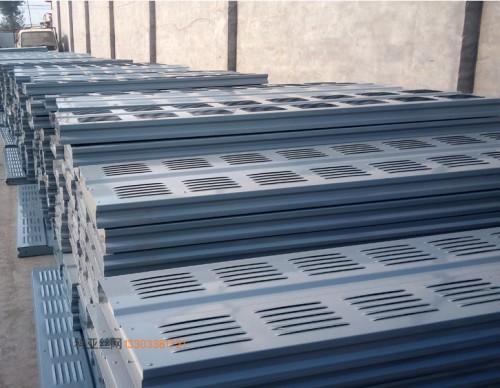 西宁铝板隔音冲孔板-- 科亚西宁声屏障生产厂家