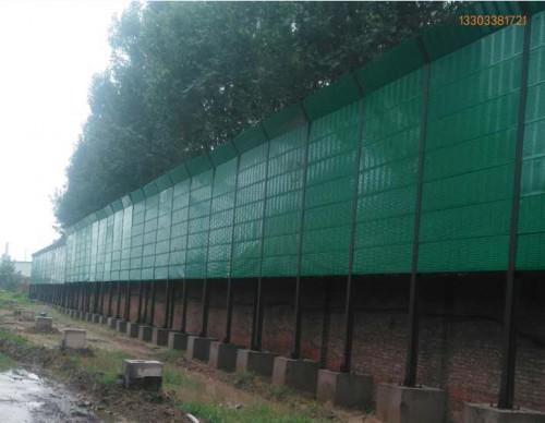 西宁厂区消声板-- 科亚西宁声屏障生产厂家
