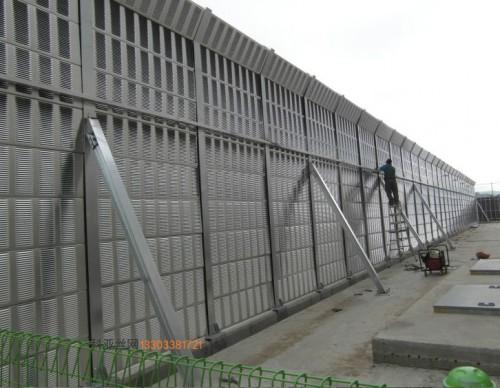 西宁冷却塔吸音屏障-- 科亚西宁声屏障生产厂家