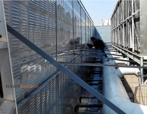 陇南冷却塔隔音墙-- 科亚陇南声屏障生产厂家