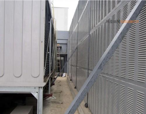 陇南冷却塔隔声墙-- 科亚陇南声屏障生产厂家