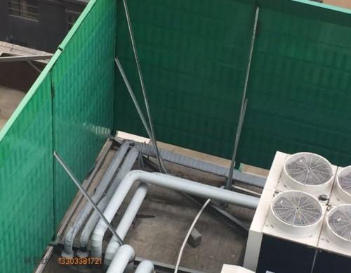 陇南冷却塔吸音隔音板-- 科亚陇南声屏障生产厂家