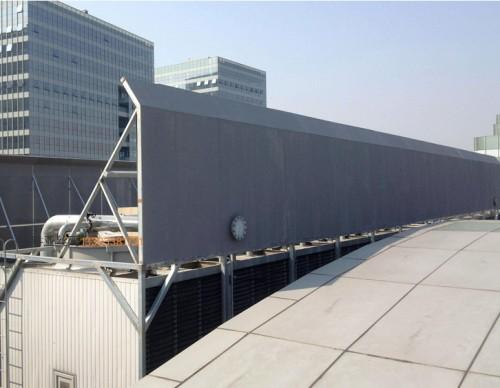 西宁冷却塔隔音屏-- 科亚西宁声屏障生产厂家