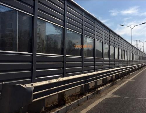 西宁铝板吸音隔音板-- 科亚西宁声屏障生产厂家
