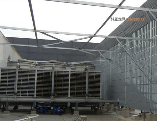 陇南冷却塔消声板-- 科亚陇南声屏障生产厂家