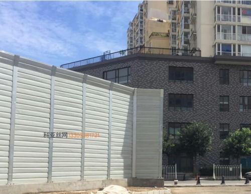 西宁学校吸音隔音板-- 科亚西宁声屏障生产厂家