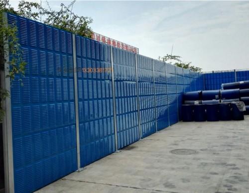 西宁厂区吸音墙-- 科亚西宁声屏障生产厂家
