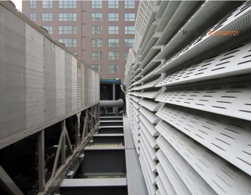 陇南冷却塔隔声屏障-- 科亚陇南声屏障生产厂家