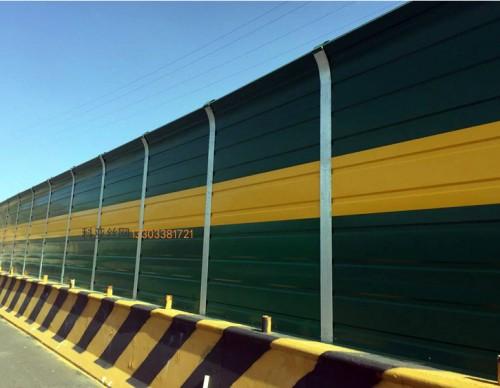 西宁学校隔声墙-- 科亚西宁声屏障生产厂家