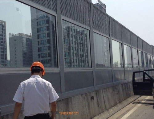 西宁公路降噪声屏障-- 科亚西宁声屏障生产厂家
