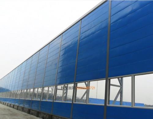 西宁厂区降噪声屏障-- 科亚西宁声屏障生产厂家
