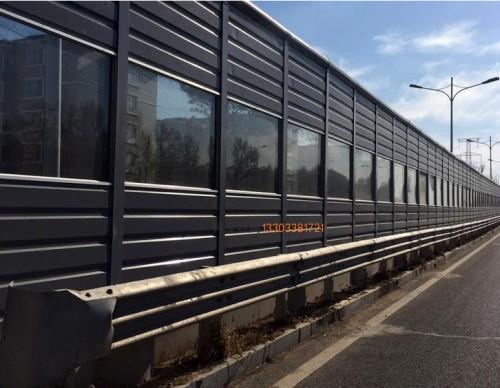 西宁铝板隔音材料-- 科亚西宁声屏障生产厂家