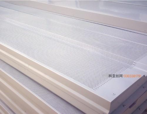 西宁镀锌吸音屏障-- 科亚西宁声屏障生产厂家