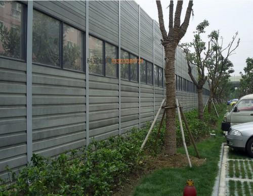 陇南厂区隔音墙-- 科亚陇南声屏障生产厂家