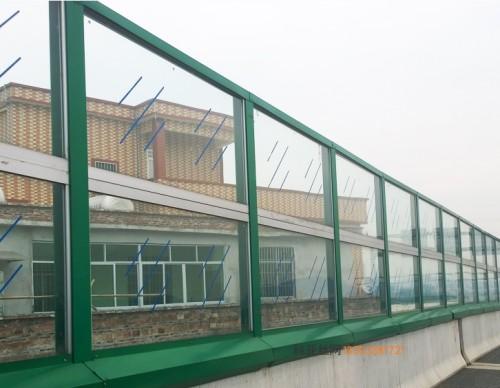 西宁公路隔音屏-- 科亚西宁声屏障生产厂家