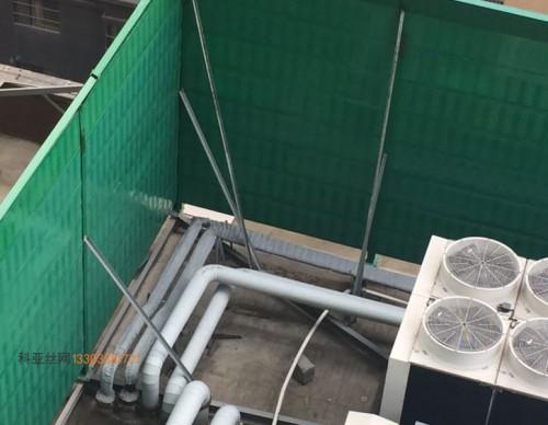 西宁冷却塔隔音墙-- 科亚西宁声屏障生产厂家